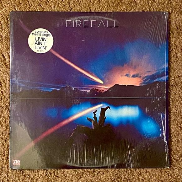 FIREFALL Firefall Vinyl Record Released 1976